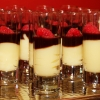 Vanilla and Chocolate Sweet Shots